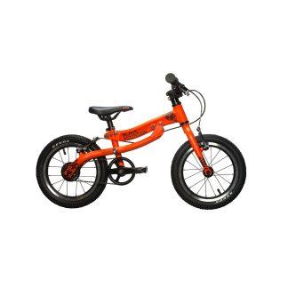 Potkupyörä ja lastenpyörä
